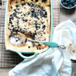 blueberry crumb kuchen