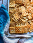Ranch Crackers with chili lime seasoning
