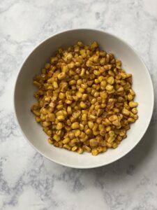 sautéd corn