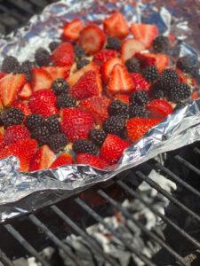 berries on jealous devil charcoal