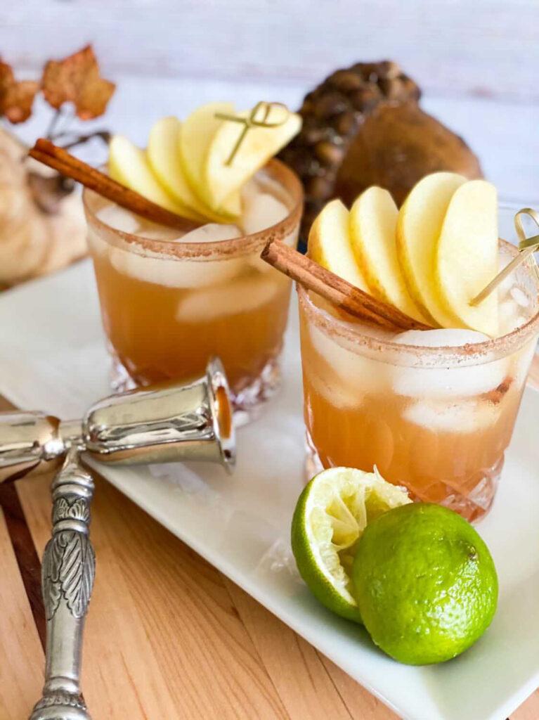 Apple Pie Margarita