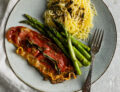 Veal Saltimbocca and