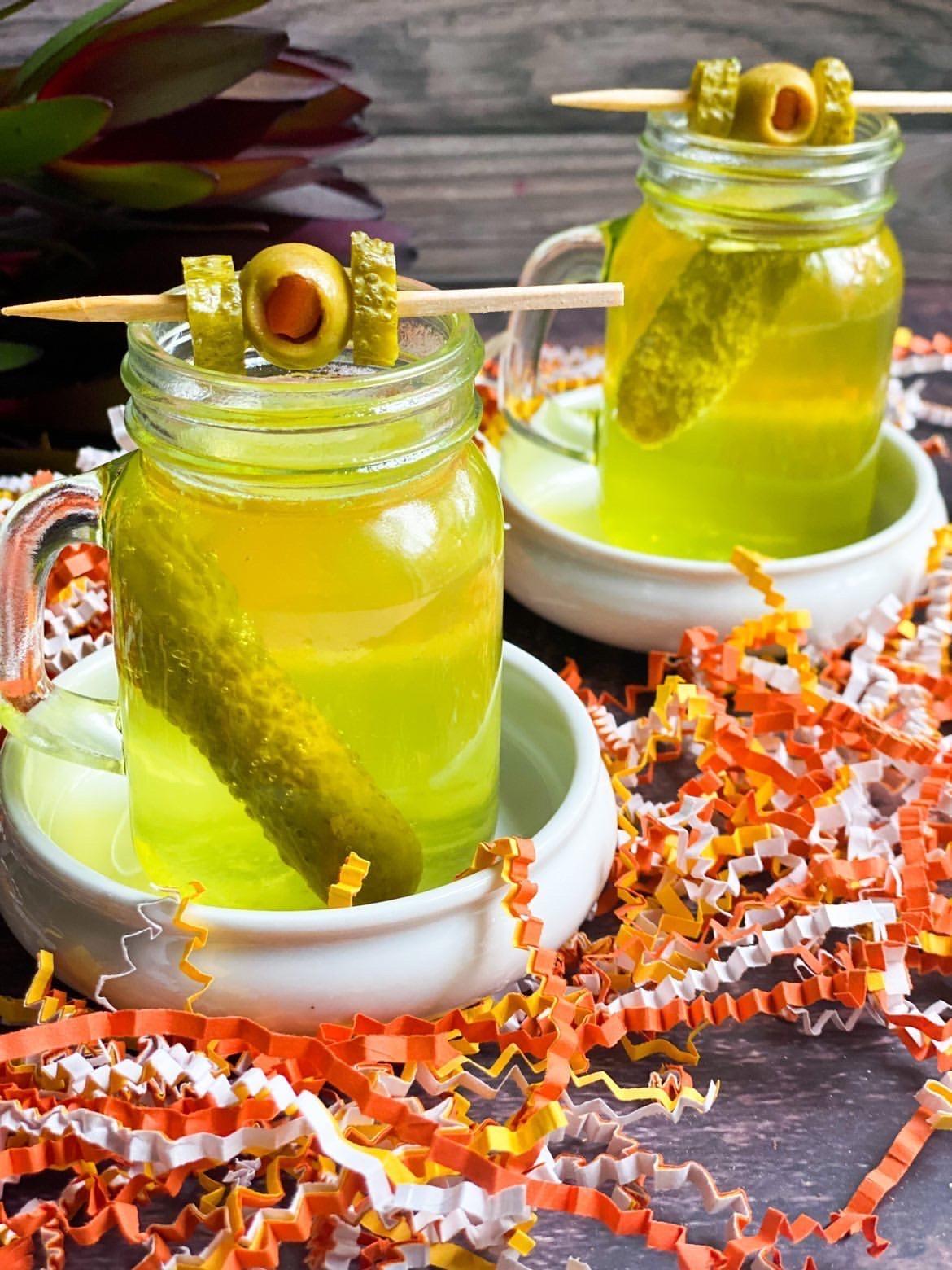 vodka pickle shooter